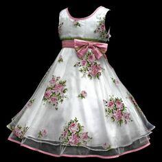 Vestidos para niñas - Ultimas tendencias de moda