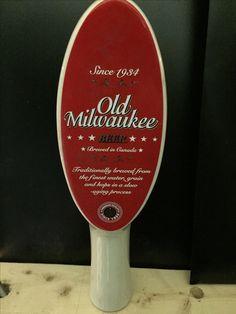 Old Milwaukee Porcelain