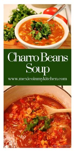The soup by itself is a hearty dish to have in a cold day.#mexicoinmykitchen #recipe #food #soups