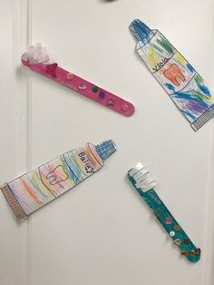 Dental Health Themed Preschool Activities and Crafts Daycare Lesson Plans, Lesson Plans For Toddlers, Daycare Ideas, Eyfs Activities, Health Activities, Creative Curriculum, Daycare Curriculum, Community Helpers Lesson Plan, Hygiene Lessons