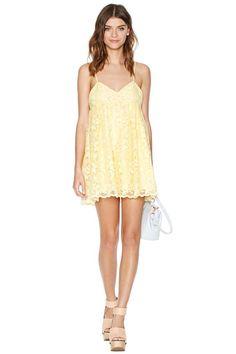 Sun Showers Dress