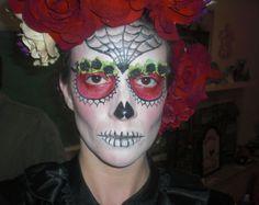 Google Image Result for http://1.bp.blogspot.com/_CZ1HhhanNgc/TNLMu3lp8eI/AAAAAAAAB3Q/eQsMSyqzTBA/s1600/Dia-de-los-Muertos-Day-of-the-Dead-Makeup.jpg