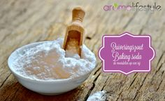 Hier een uitleg over de werking en de voordelen.van zuiveringszout, ook bekend als baking soda of bicarbonaat. En veel tips voor dagelijks gebruik.
