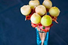 Ham and Melon Pops | 100 Things You Can Eat On A Stick