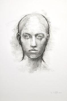Bruno Walpoth - drawings