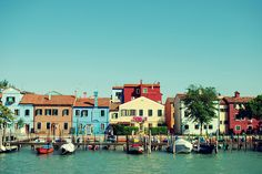 I want to live in Burano by josemanuelerre