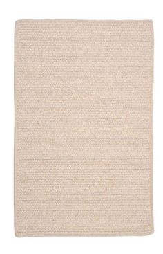 Colonial Mills WM Westminster Braided Natural Rug   Solid & Striped Rugs