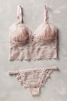 Eberjey Georgette Long-Line Bralette - anthropologie.com