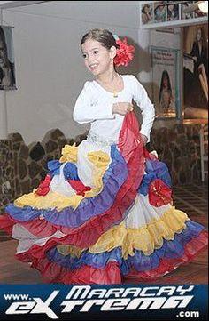 trajes tipicos venezuela - Buscar con Google
