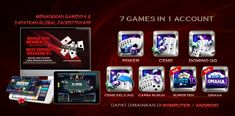 Ayo mari join Agen Poker Resmi IDN kami yg paling terbaik & paling terpecaya 1 Indonesia, Karena kami menyiapkan beberapa fitur-fitur baru dan Bonus/Promo new member Dan kami juga menyiapkan 7 games tervavorit dengan hanya menggunakan 1 id/akun yaitu :  – Poker – Domino – Ceme – Ceme Keliling – Capsa – Super10 – Omaha