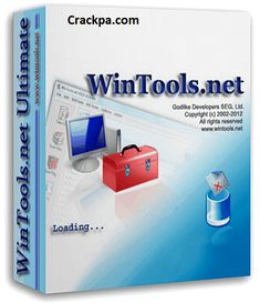 WinTools Net Professional 18.0.1 Crack Is a suite of tools for increasing MS Windows operating system performance. WinTools.net cleanly removes unwanted software from disk drives and dead references from the Windows registry.