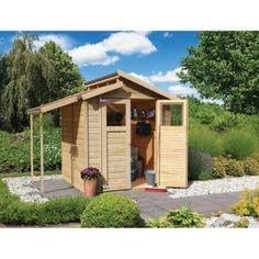 1000 ideas about abri jardin bois on pinterest plan for Jardin 1m2