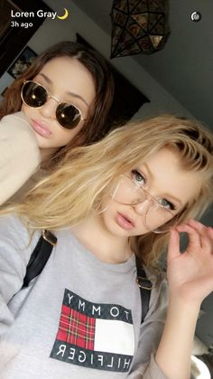 Looking cute with Luna Blaise in Tommy Hilfiger.