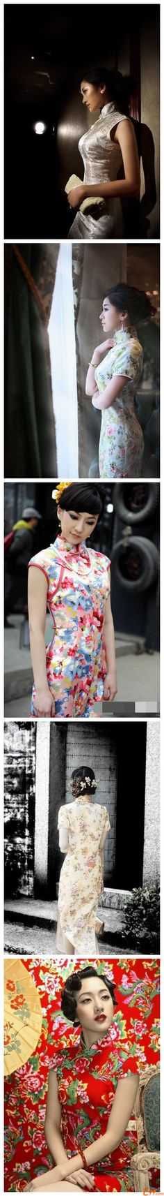Cheongsam, the first pic (1) Searching for so long for a nice and affordable one