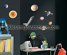 space decoration stickers RoomMates