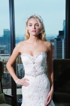 Gorgeous Wedding Dresses  | Carousel Wedding Dress | http://www.mizansbridal.com/