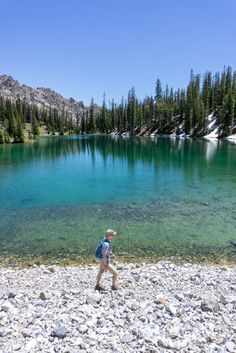 Best Hikes for the of July in Sun Valley, Idaho Great Places, Places To See, Sun Valley Idaho, Holiday Places, Paradise On Earth, Us National Parks, Best Hikes, Vacation Trips, Vacations