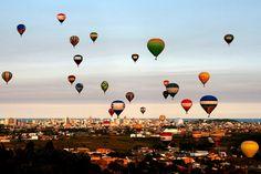 Ballooning in Torres - RS