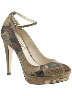 Charles David Dulcie - Got these as a Christmas present in blue python..  Spectacular!!
