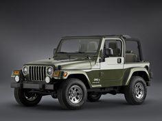 "Jeep Wrangler ""65th Anniversary"" (TJ) '2006"