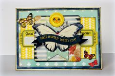 DT card for Bo Bunny using the gorgeous Sweet Life collection