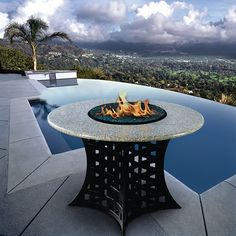 Outdoor Fire Pit Tables | Gas Fire Pit Table | WoodlandDirect.com: Outdoor Fireplaces: Fire Pits ...