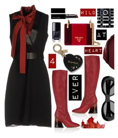 """""""Classic"""" by sunnydays4everkh ❤ liked on Polyvore featuring Gucci, Maison Margiela, Prada, Acne Studios, Chanel, Witchery and Barneys New York"""