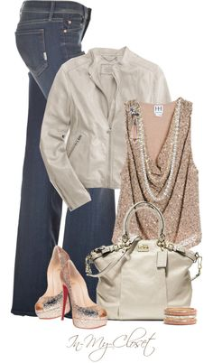 """""""Girls Night Out"""" by in-my-closet ❤ liked on Polyvore"""
