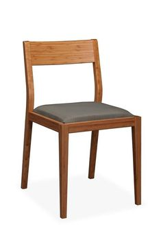Shop at Smart Furniture for the Laurel Dining Chair, Set of 2 and other Greenington products. Bamboo Furniture, Smart Furniture, Dining Room Furniture, Sustainable Looks, Moso Bamboo, Dinning Chairs, Sideboard Cabinet, Round Coffee Table, Extendable Dining Table