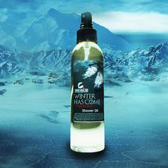 """Unsullied"" Shower Oil"