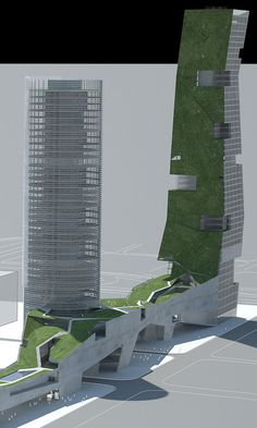 "Bustler: Steven Holl Architects Wins Master Plan in ""Shenzhen 4 Tower in 1"" Competition"