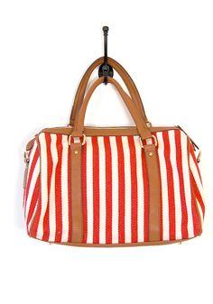 World's Fair Duffel Bag: Red - $44.99