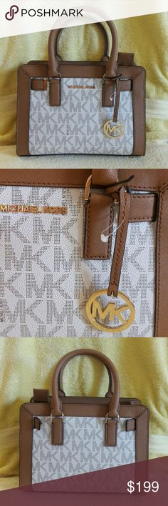 Michael Kors TZ SM SATCHEL Handbag Brand new with tags Michael Kors Bags Satchels