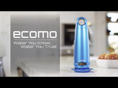 "▶ ••Ecomo•• ""The First Bottle That Tests & Filters Water"" 2016-11 Indiegogo crowdfunding project • by Nov19 reached $530k or +906% goal • $139/$239 (41% early bird discount) for 2017-05 launch • features: 3-in-1 filtration (activated carbon fiber / ion exchange fiber / nano-fiber) / shake bottle to analyze in 3sec TOC (Total Organic Carbon) + TDS (Total Dissolved Solids) + Turbidity + Water Temperature in 3sec • reduces most major contaminants: pesticides / petroleum / bacteria / heavy…"