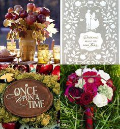Snow White Wedding / it's a bride's life