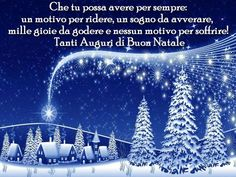 Paesaggio innevato Merry Christmas And Happy New Year, Christmas Wishes, Merry Xmas, Christmas Time, Messages For Friends, Disney Junior, Christmas Images, New Years Eve Party, Xmas Cards