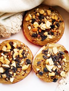 Apple Cookies | nutritionbymia.com
