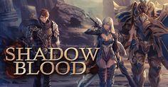 [Mobile game] Shadowblood pre-registration