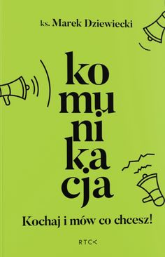 Kochaj i mów co chcesz - ks. Reading, Quotes, Books, Monogram, Inspiration, Therapy, Literature, Qoutes, Livros