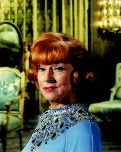 Agnes Moorehead. Endora.