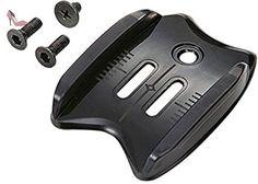 Shimano Plattenadapter Sm-sh40 Für Rennrad Schuhe Mit Spd-platten Aufnahme - Chaussures shimano (*Partner-Link)