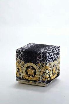 Versace Puff