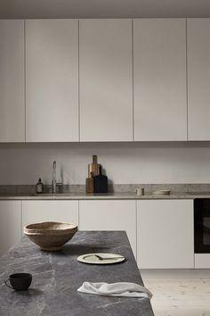 Kitchen Room Design, Modern Kitchen Design, Interior Design Kitchen, Kitchen Decor, Kitchen Ideas, Kitchen Rustic, Decorating Kitchen, Kitchen White, Diy Kitchen