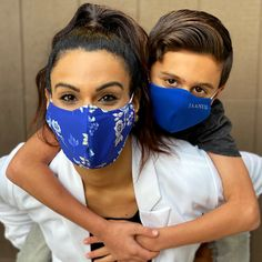 Jaanuu Antimicrobial-Finished Face Masks: Buy 1 Donate For Adults and Children. Diy Mask, Diy Face Mask, Scrubs Outfit, Too Faced, Medical Scrubs, Homemade Face Masks, Health And Beauty, Man Shop, Hair Styles