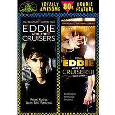 Eddie And The Cruisers / Eddie And The Cruisers 2: Eddie Lives (Widescreen) All 3 movies....