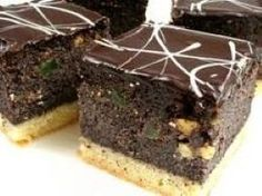 Polish Christmas, Poppy Seed Cake, Polish Recipes, Food Cakes, Cookie Desserts, Baking Tips, Christmas Desserts, Cake Cookies, Baked Goods