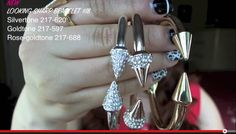 mark. Looking Sharp Bracelet (screenshot from Lady Avon youtube)