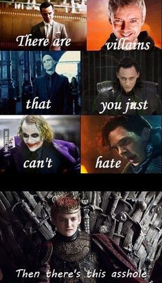 Joffrey Baratheon everyone