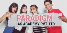 Paradigm academy: UPSC IAS Coaching Institutes in India