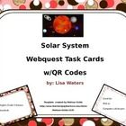 Using these task cards students will explore a variety of sites and media (video links) to learn about the Earth, the Solar System, the Moon and it's Phases and famous astronomer Galileo. Links or QR codes will guide students to websites, animated songs about the Solar System, BrainPop videos and more!